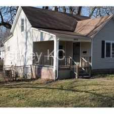 Rental info for 6014 Virginia Ave in the Kansas City area