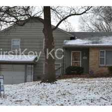 Rental info for 8105 E 99th St in the Kansas City area