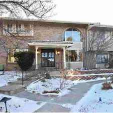 Rental info for 3334 South Oneida Way Denver Two BR, Welcome home to this