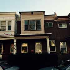 Rental info for 412 Delphine Street in the Olney area