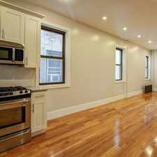 Rental info for 323 Lincoln Road in the New York area