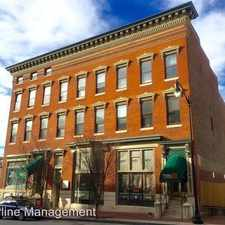 Rental info for 1014 North Charles St. Unit 4 Baltimore City in the Mid-Town Belvedere area