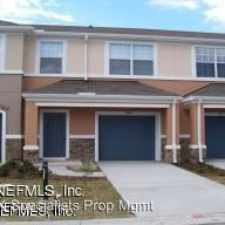 Rental info for 5893 Parkstone Crossing Dr. in the Jacksonville area