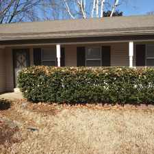 Rental info for 4386 Fairhaven in the Memphis area