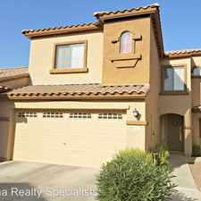 Rental info for 2600 E Springfield Place #26 in the Chandler area