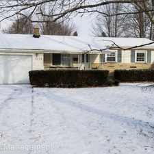 Rental info for 3808 Cumberland Dr. in the Austintown area