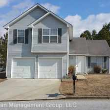 Rental info for 4128 Waldrop Hills Terrace