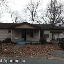 Rental info for 704 W, 36th St in the North Little Rock area