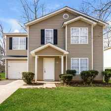 Rental info for Tricon American Homes in the Charlotte area