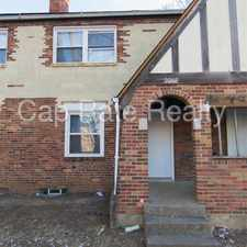 Rental info for HUGE 2 Bedroom, 1 Bath Townhome w/ Basement in the South Linden area