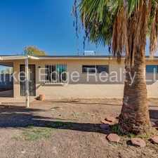Rental info for 3 Bed at 35th Ave/Southern--Ready for Immediate Move In! in the 85041 area