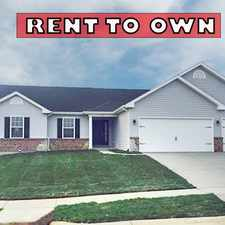 Rental info for 951 Mule Creek Drive in the Wentzville area