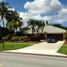 Rental info for 651 Southwest 18th Street in the Boca Raton area