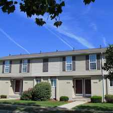 Rental info for Meadowood Townhomes of Canton