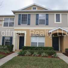 Rental info for 2-Bedroom, 2 1/2-Bath, Panther Trace Townhomes