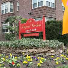 Rental info for Sedgwick Gardens in the East Mount Airy area