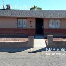 Rental info for 2581 W Vereda De Las Nubes