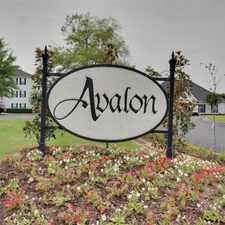 Rental info for Avalon Apartment Homes