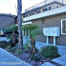 Rental info for 6101 Adelaide Avenue #110 in the San Diego area