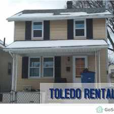 Rental info for **This WILL GO FAST!! * Open house TODAY at 4:30PM** Bring RFTA & ID** in the Toledo area
