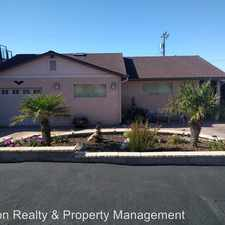 Rental info for 461 Tulare