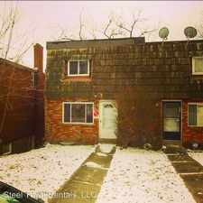 Rental info for 2340 1/2 Buena Vista in the Pittsburgh area