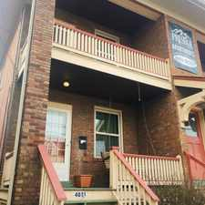 Rental info for 4023 Allston - 02 in the Cincinnati area