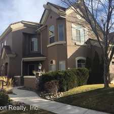 Rental info for 9900 Wilbur May #2201 in the Double Diamond area