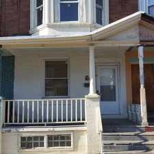 Rental info for 3856 N. Franklin St. in the Hunting Park area