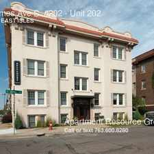 Rental info for 2896 James Ave S. #202 in the Minneapolis area