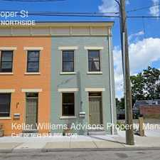 Rental info for 1608 Cooper St in the Northside area