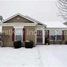 Rental info for 11657 Presidio Drive Indianapolis IN 46235 in the Indianapolis area