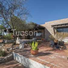 Rental info for Vacation Rental in Tucson Catalina Foothills in the Catalina Foothills area