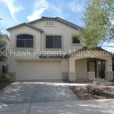 Rental info for 27820 North 26th Avenue