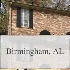 Rental info for Townhome For Rent In Birmingham! With A 48 Hour... in the Crestline area