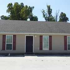 Rental info for 2 Bedrooms Apartment - This Unit Has All Applia... in the Paragould area