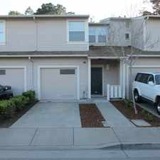 Rental info for Tri-Level Townhouse With Garage And Private Patio