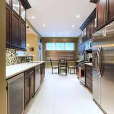 Rental info for Port Liberte townhome with renovations seen in multi million dollar homes