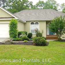 Rental info for 4916 Cavan Place in the Augusta-Richmond County area