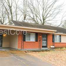 Rental info for 4183 Chippewa Rd Memphis, TN 38118 in the Memphis area