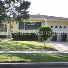 Rental info for Spacious House In Well-Sought Out Neighborhood with Great Schools! in the Long Beach area
