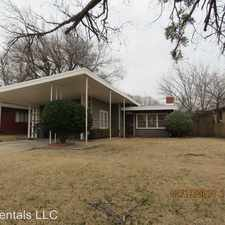 Rental info for 1609 NW 22nd Street in the Lawton area