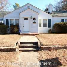 Rental info for 1503 Lincoln Street in the Durham area