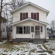 Rental info for 3406 Oliver St in the Fort Wayne area