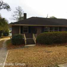 Rental info for 1205 College Street in the Kinston area