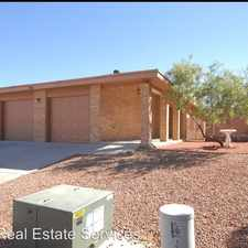 Rental info for 108 Desert Skies