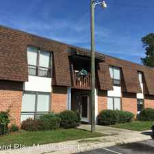 Rental info for 615 CARTER LANE C4 - 615 CARTER LANE C4 in the Conway area