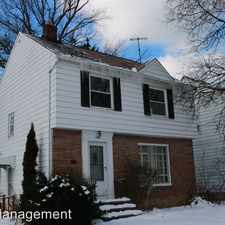 Rental info for 430 E. 250th Street in the 44123 area