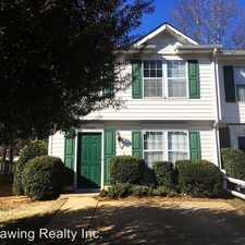Rental info for 2864 Hosta Drive in the Mineral Springs area