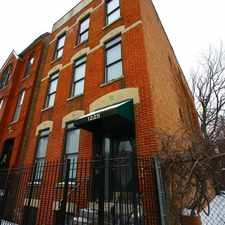 Rental info for 1225 W. Erie Street - Unit 2 in the West Town area